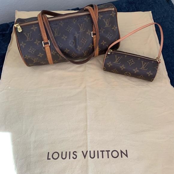 Louis Vuitton Handbags - Vintage Louis Vuitton Papillon NM bd4568473e7a6